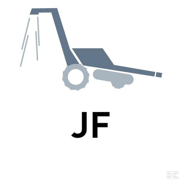 Предназначенные для JF / Kongskilde