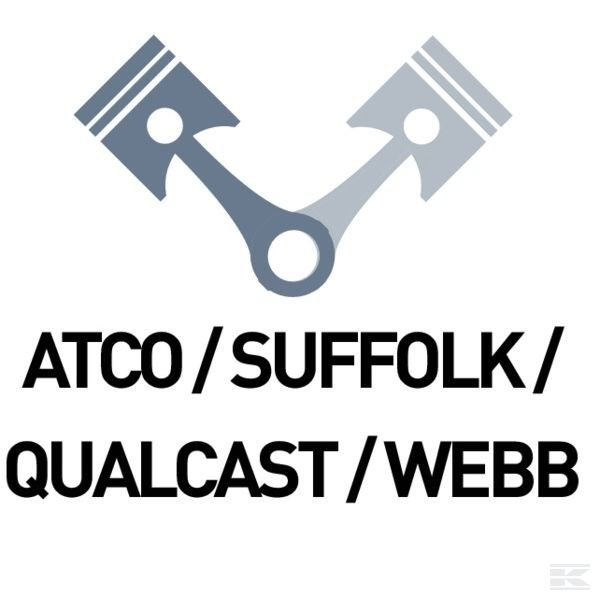Atco / Suffolk / Qualcast / Webb