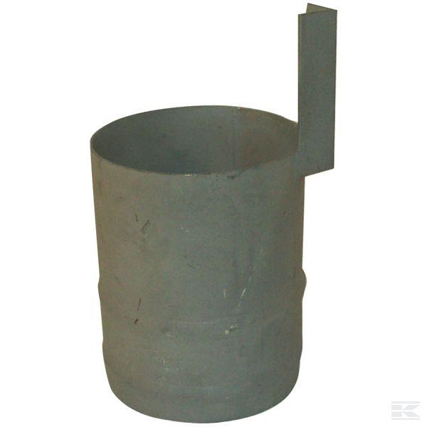 Детали соедин. - фильтр всасывающий, труба всасывающая и элемент всасывающий