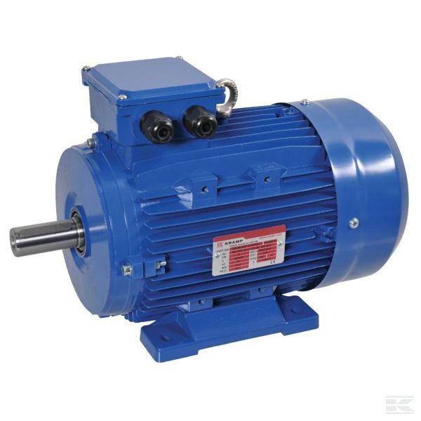 Электродвигатели и частотные регуляторы