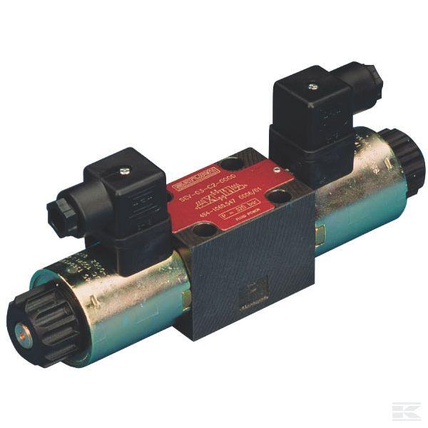 Электромагнитные клапаны и опорные плиты Cetop