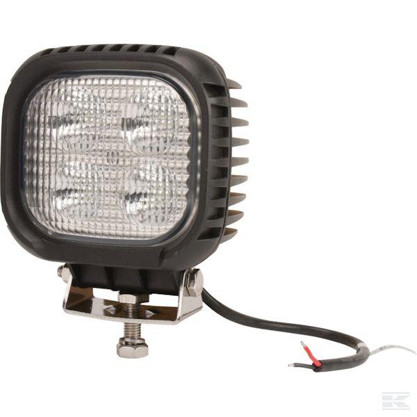 Фара рабочего освещения + LED