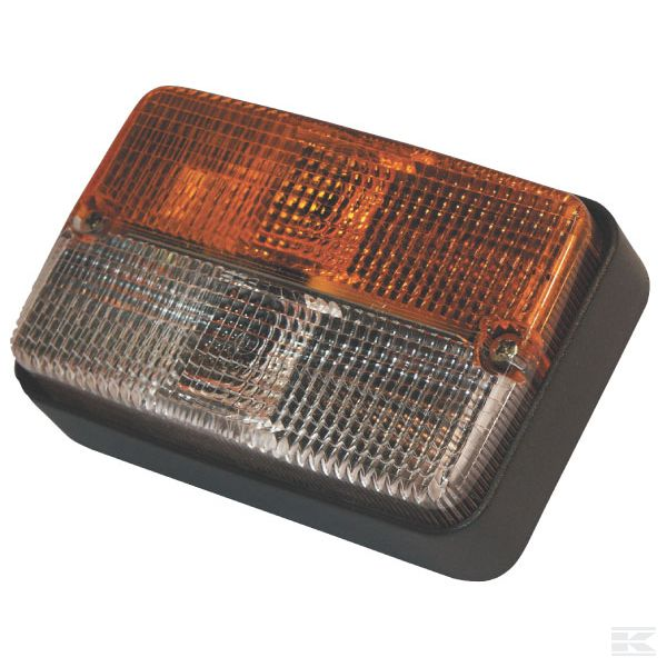Фонари с указателем поворота и габаритным огнем + LED