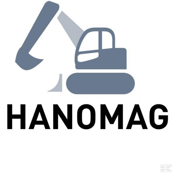 Изготовлено для Hanomag