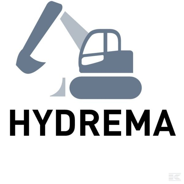 Изготовлено для Hydrema