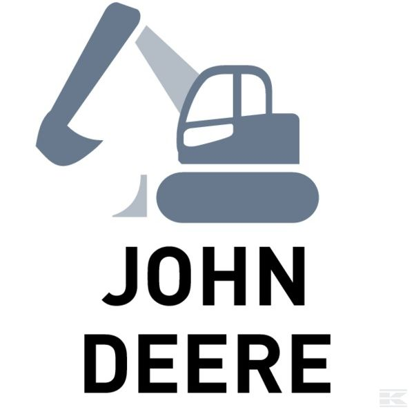 Изготовлено для John Deere