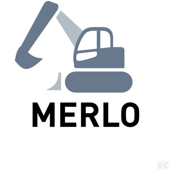 Изготовлено для Merlo