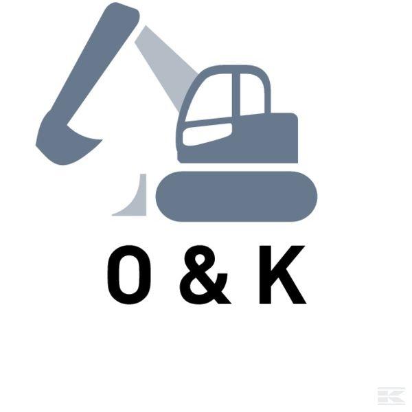 Изготовлено для O & K