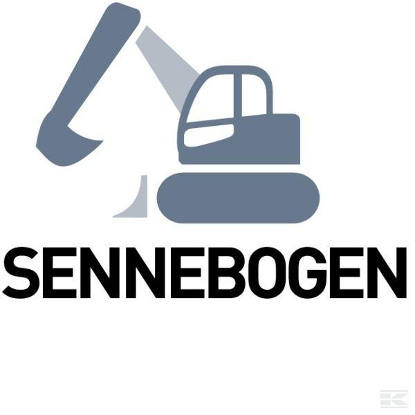 Изготовлено для Sennebogen