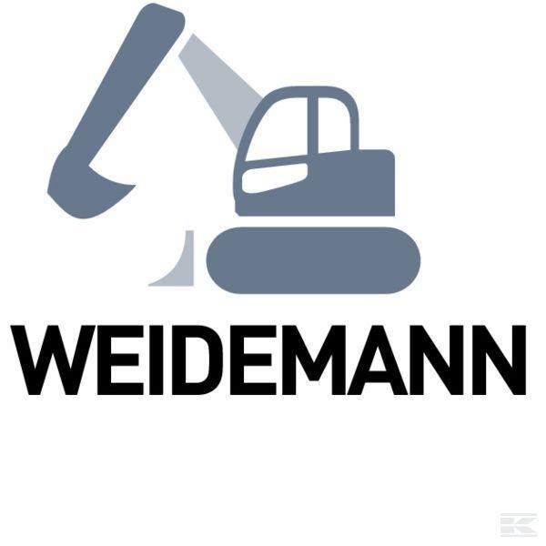 Изготовлено для Weidemann