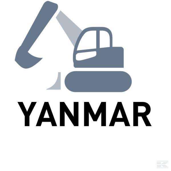 Изготовлено для Yanmar