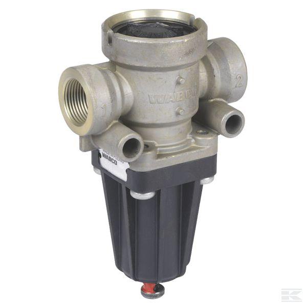 Клапаны ограничения давления / регулятор