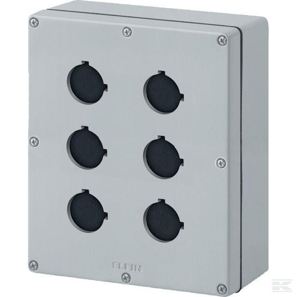 Кнопочный блок
