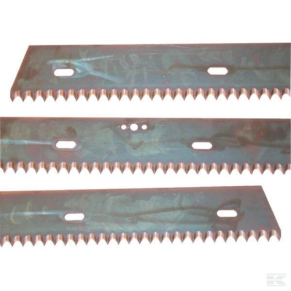 Ножи силосоразгрузчика зубчатые