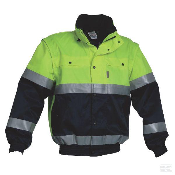 Одежда защитная сигнальная