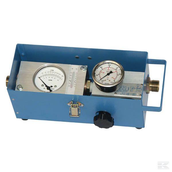 Приборы измерительные и винтовые соединения
