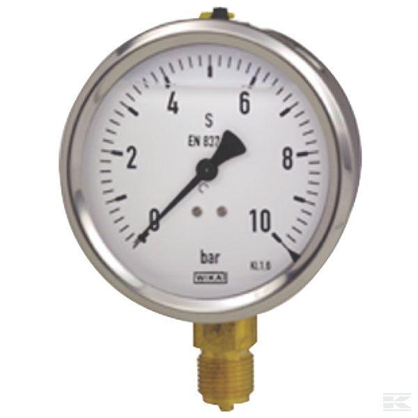 Техника для измерения температуры / давления