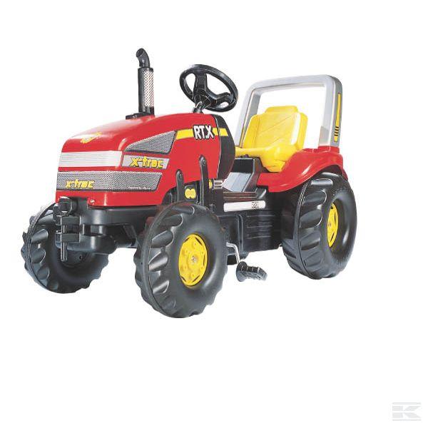 Тракторы-каталки