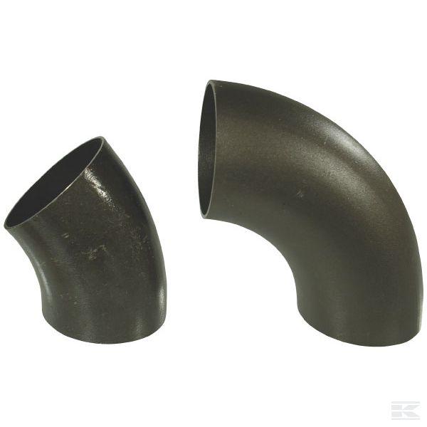 Трубы стальные / колена приварные