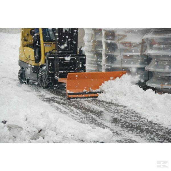 Устройства для уборки снега