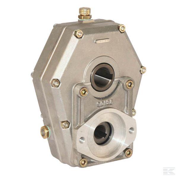 Внешний редуктор для гидравлических насосов и двигателей