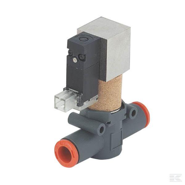 Встроенный в трубопровод клапан