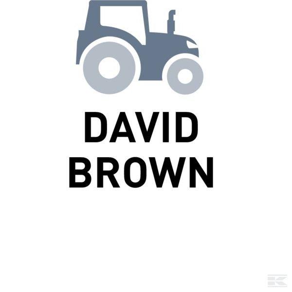 Запчасти для David Brown