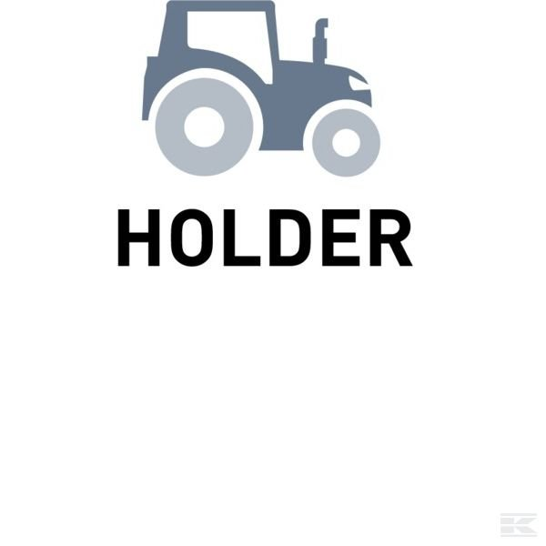 Запчасти для Holder
