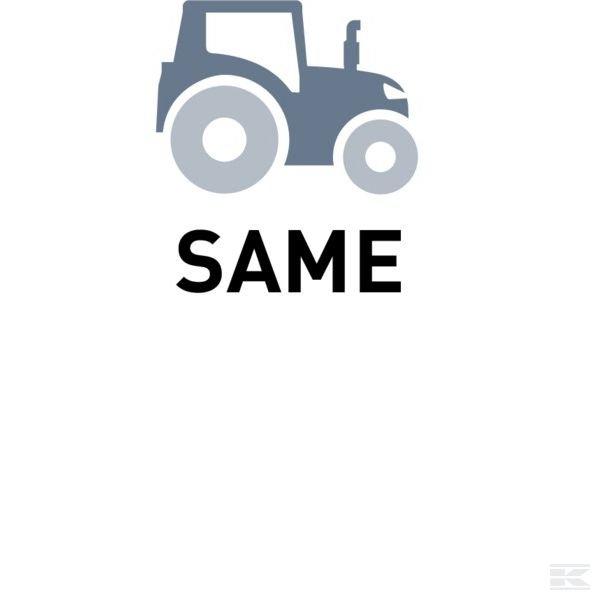 Запчасти для Same