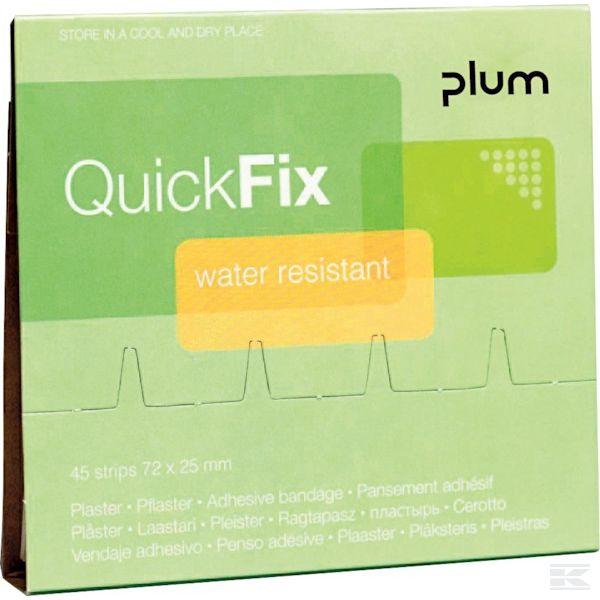 +QuickFix water resistant plaster refill