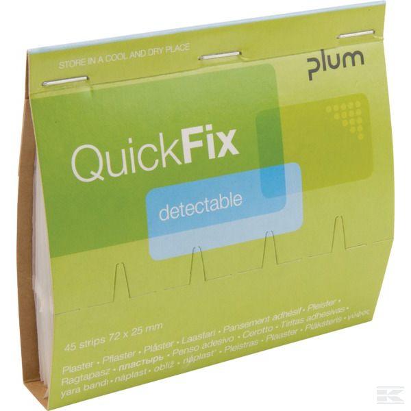 +QuickFix detectable plaster refill