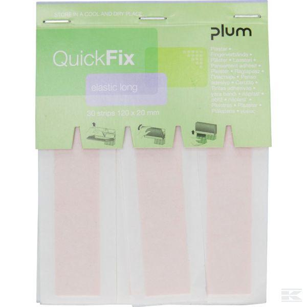 +QuickFix elastic long plaster refill