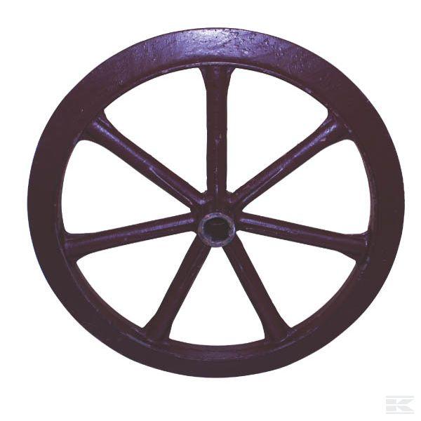 Колесо почвоуплотнителя 900 мм с овальными спицами