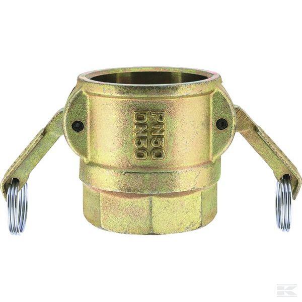 Camlock Industrie - муфты с внутренней резьбой
