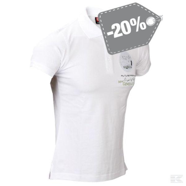 M01D067 Женская рубашка-поло 7 & 6 series Limited Edition