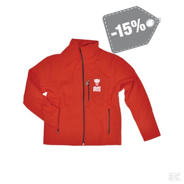 M01S003 Мужская куртка «софтшелл»
