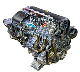 Двигатели внутреннего сгорания