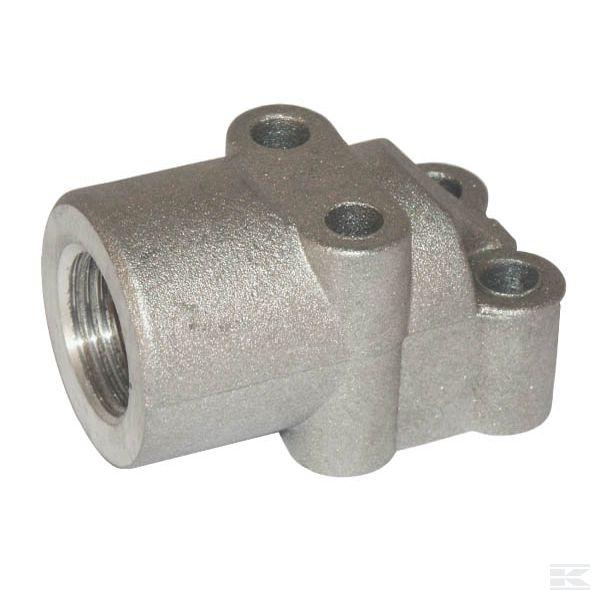 1GQ06Фланец LK 30 мм 3/8