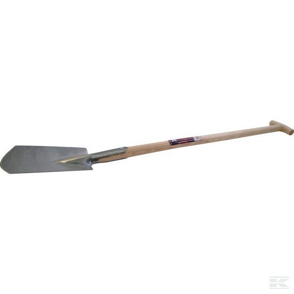 0001KRРукоятка лопаты с дв. пружиной