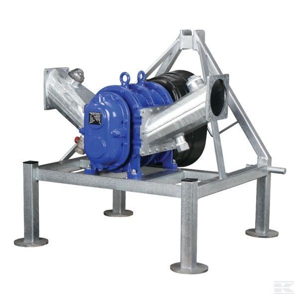 APK0000188Роторный насос R116-300S + рама