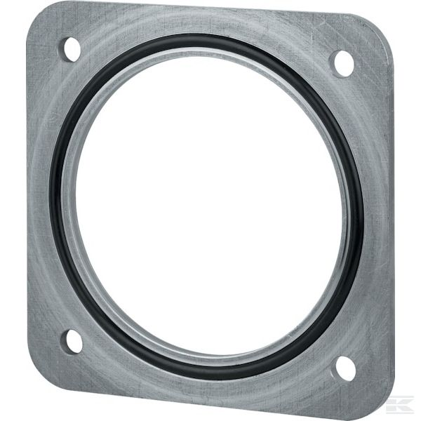 6300822Z +Intermediate flange 6""