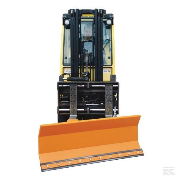 44288000001Задв. для снега SCH-L 1500 мм