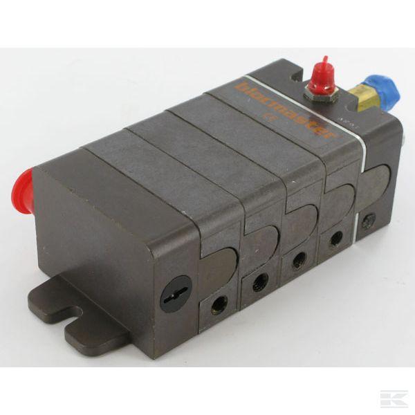 3700BM1002Распределит. блок, 10 соедин.
