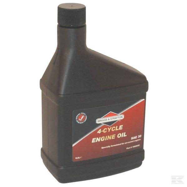 100005EМоторное масло для 4-тактных двигателей SAE 30 0,6 л