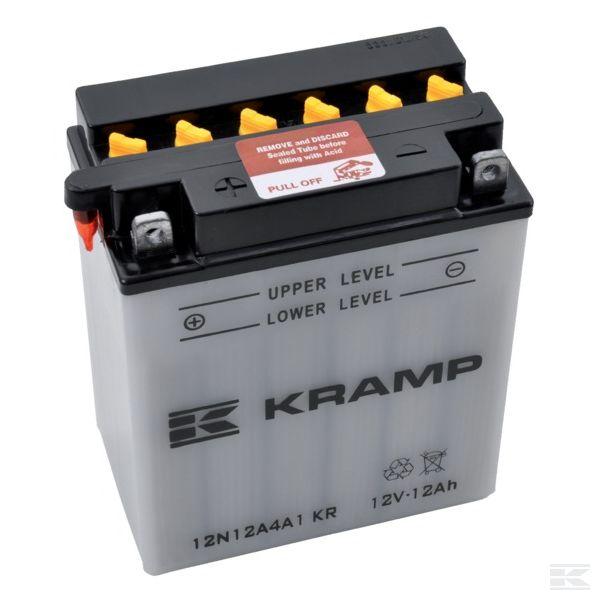 12N12A4A1KRаккумулятор с электролитом 12В