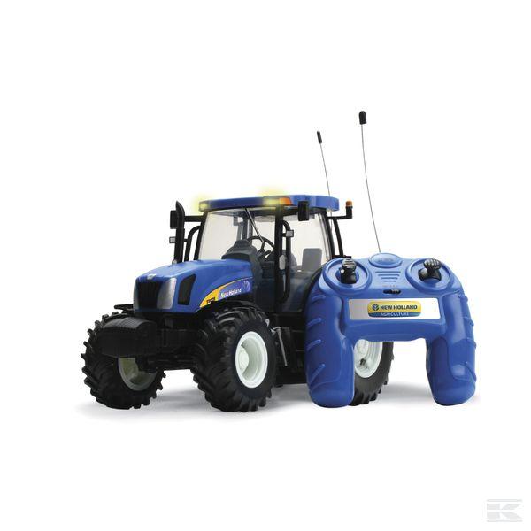 1994TM42601Трактор с дистанционным управлением Big Farm New Holland T6070