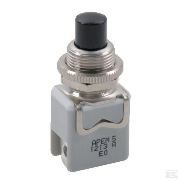 1213A2Нажимной выключатель NO 12 мм (замыкающий контакт)