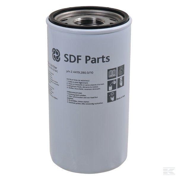 24419280010Гидравлический фильтр SDF