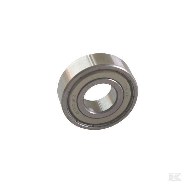 0023148Радиальный шарикоподшипник 6202-2Z D 625