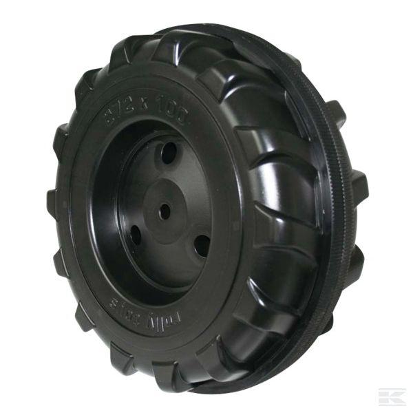 09900400080Переднее колесо 272 x 100